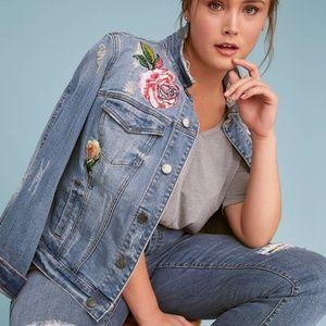 NWT Special Edition Denim Jacket ~ Size 16
